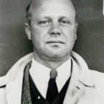 Portrait of Harry Jacobus, Hydra 1967